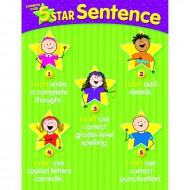 5 star sentence chart gr k-2