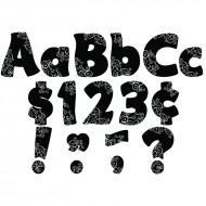 Classy swirls funtastic 4in letters  combo pack