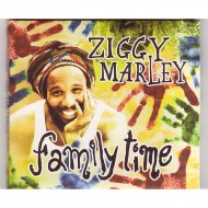 Ziggy marley family time cd