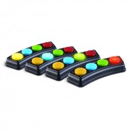 Answer lights set of 4 bars and  activity guide