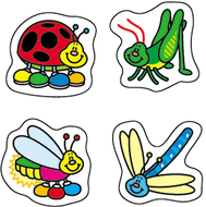 Chart seals bugs 810/pk acid &  lignin free