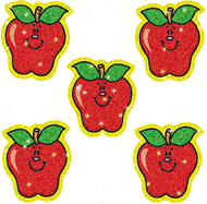 Dazzle stickers apples 75-pk acid  & lignin free