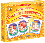 Game what happens next sequencing  ages 3& up picture