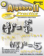 Algebra ii practice