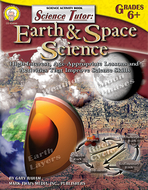 Science tutor earth & space science  gr 6 & up