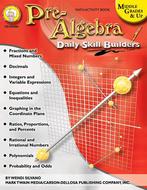 Daily skills builders series  pre-algebra