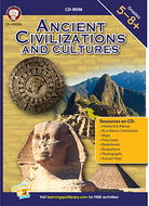 Ancient civilizations and cultures  cd