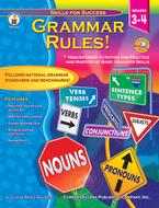 Grammar rules gr 3-4 basic grammar  skills