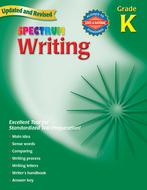 Spectrum writing gr k