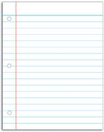 Chart notebook paper 22.5x28.5