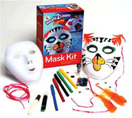 Ready2learn craft kit mask kit