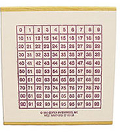 0-99 block grid stamp