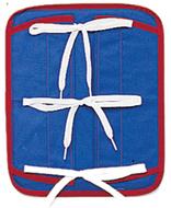 Bow tying board