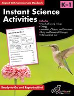 Science activities gr k-1