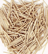 Mini craft sticks 500 pcs natural