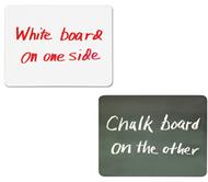 Combo board chalk & white board  single 9 x 12