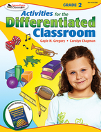 Activities for the differentiated  classroom gr 2