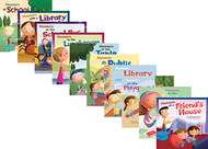Way to be manners book set of 10