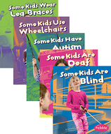 Understanding differences books set  of 5