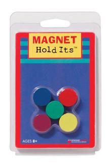 Picture of Ten 3/4 ceramic disc magnets
