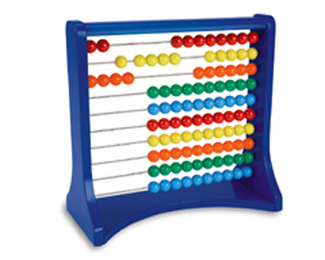 Picture of 10 row abacus
