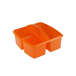 Picture of Small utility caddy orange