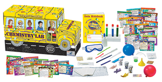 Picture of The magic school bus chemistry lab