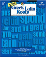 More greek and latin roots