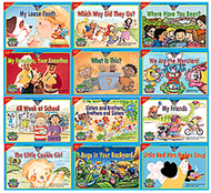 Sight word readers 1-2 variety pack