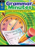 Grammar minutes gr 6