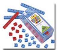 Unifix letter cubes set of 90