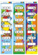 Unifix word ladders blends