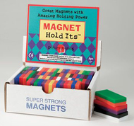 Block magnet display 40 pcs