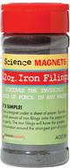 12 oz jar iron filings