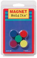 Ten 3/4 ceramic disc magnets