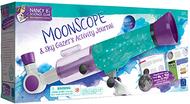Nancy b science clue moonscope &  sky gazers activity journal