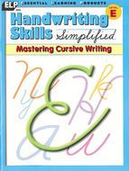 Handwriting skills simplified mast