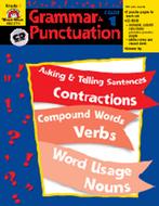 Grammar & punctuation gr 1
