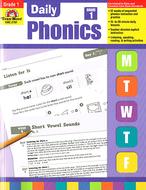 Daily phonics practice gr 1