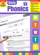 Daily phonics practice gr 2
