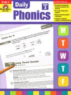 Daily phonics practice gr 3