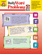 Daily word problems gr 6