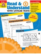 Read and understand stories and  activities gr 1