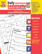 Daily geography practice gr 5