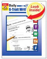 Daily 6 trait writing gr 1