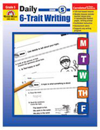 Daily 6 trait writing gr 5