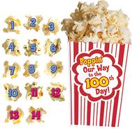 100 days of popcorn bb set