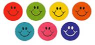 Super smile stickers scented