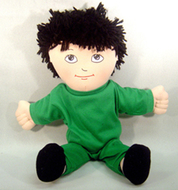 Dolls asian boy doll sweat suit
