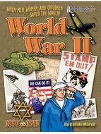 When men women & children saved  the world world war ii